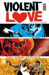 Violent Love #3 Cvr B Santos (Mr)