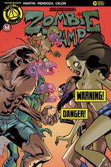 Zombie Tramp Ongoing #31 Cvr B Celor Risque (Mr)