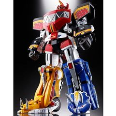 Soul Of Chogokin Gx-72: Mighty Morphin Power Rangers - Megazord