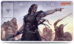 Ultra Pro - Commander 2016 Playmat, Saskia the Unyielding, for Magic
