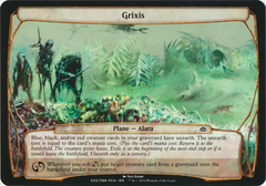 Grixis - Oversized on Channel Fireball