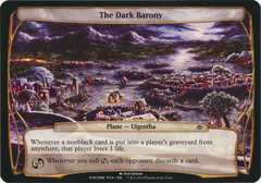 The Dark Barony - Oversized