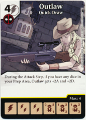 Outlaw - Quick Draw (Foil) (Card Only)