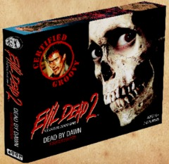 Evil Dead 2: The Official Board Game