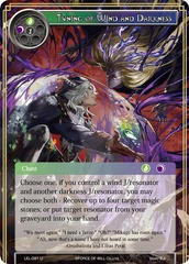 Tuning of Wind and Darkness - LEL-091 - U - Foil
