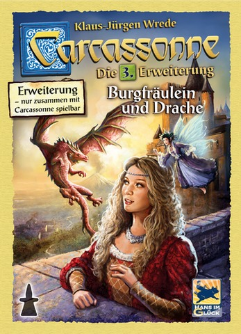 Carcassonne - The Princess & the Dragon (2016)