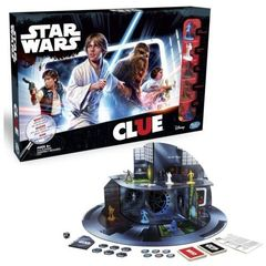 Star Wars Clue Boardgame
