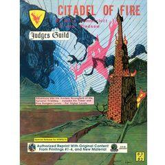 Judges Guild: Citadel Of Fire - Classic Reprint (1E)