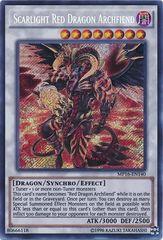 Scarlight Red Dragon Archfiend - MP16-EN140 - Secret Rare - Unlimited Edition