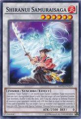 Shiranui Samuraisaga - MP16-EN211 - Common - Unlimited Edition