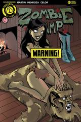 Zombie Tramp Ongoing #32 Cvr B Celor Risque (Mr)