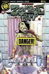 Zombie Tramp Ongoing #32 Cvr F Winston Young Risque (Mr)