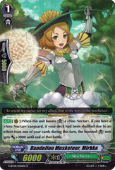 Dandelion Musketeer, Mirkka - G-RC01/050EN - R on Channel Fireball