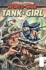 Tank Girl World War Tank Girl #2 (Of 4) Cvr B Wahl (Mr)