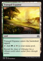 Tranquil Expanse - Planeswalker Deck Exclusive