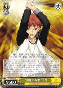 Unlimited Blade Works Shirou - FS/S36-003 - RR