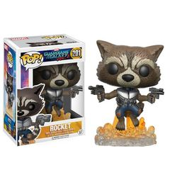 #201 - Rocket (Guardians Of The Galaxy Vol.2)