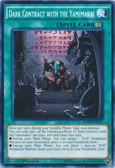 Dark Contract with the Yamimakai - SDPD-EN023 - Common - 1st Edition