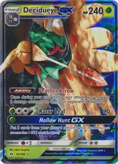 Decidueye-GX - 12/149 - Ultra Rare