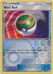 Nest Ball - 123/149 - Uncommon - Reverse Holo