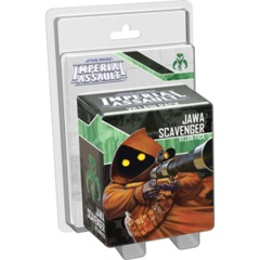 9. Star Wars: Imperial Assault - Jawa Scavenger Villain Pack