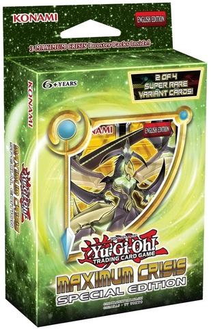 Maximum Crisis Special Edition Pack