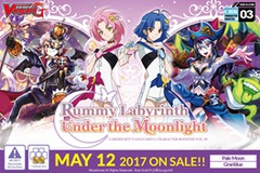 Rummy Labyrinth Under The Moonllight Booster Box