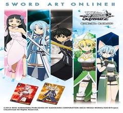 Ws Sword Art Online Re: Edit Booster Box