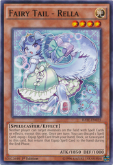 Fairy Tail - Rella - RATE-EN035 - Common - 1st Edition