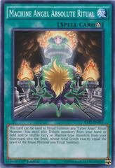 Machine Angel Absolute Ritual - RATE-EN055 - Common - 1st Edition