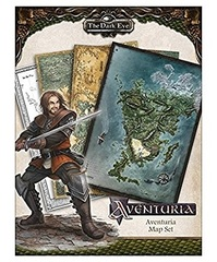 The Dark Eye: Aventuria Map Set