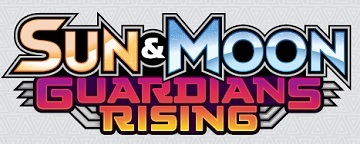 Pokemon Sun & Moon Guardians Rising Elite Trainer Box (Preorder, shipped on 05/05/2017)