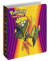 Pokemon Sun & Moon Guardians Rising Mini Binder