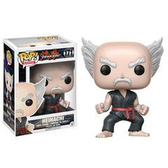 Pop! Games 171: Tekken - Heihachi