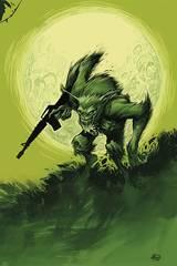Namwolf #1 Special Powell Cvr