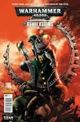 Warhammer 40000 Revelations #2 (Of 4) Cvr B Salgado