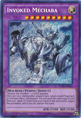 Invoked Mechaba - FUEN-EN032 - Secret Rare - 1st Edition