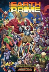 Mutants & Masterminds 3Rd: Atlas Of Earth Prime