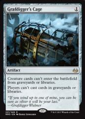 Grafdigger's Cage - Foil