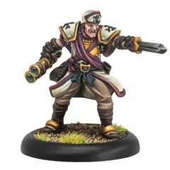 Warmachine: Protectorate Of Menoth - Deliverer Arms Master