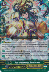 Sun of Eternity, Amaterasu  - G-CHB02/004EN - RRR