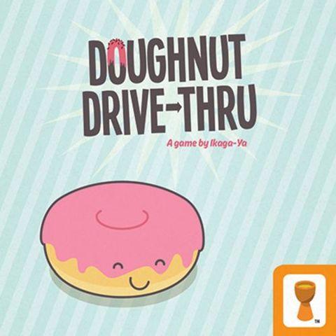 Doughnut Drive-Thru