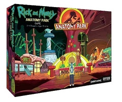 Rick & Morty Anatomy Park The Game