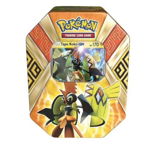 Pokemon - Island Guardians Tins - Tapu Koko-GX