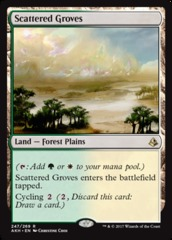 Scattered Groves - Foil