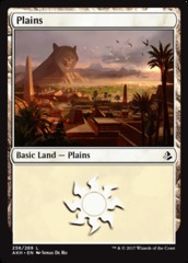Plains - Foil (256)(AKH)