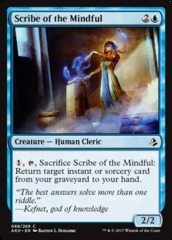 Scribe of the Mindful - Foil