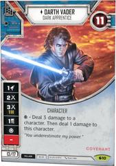 Darth Vader - Dark Apprentice