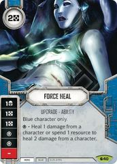 Force Heal (sold w/ matching die)