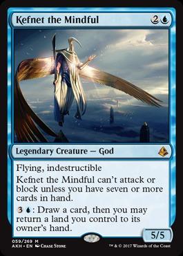 Kefnet the Mindful - Foil